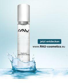 RAU Hyaluron Ultimative Lifting www.rau-cosmetics.eu/p/412441491   jetzt entdecken: www.rau-cosmetics.eu #kosmetik #hautpflege #hyaluron #antiaging