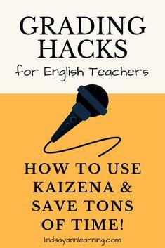 Kaizena is the Ultimate English Teacher Grading Hack High School Classroom, English Classroom, English Teachers, Classroom Ideas, Google Classroom, School Teacher, Ela Classroom, Education English, Future Classroom