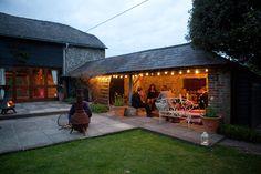 The Moroccan Snug at Upwaltham Barns, wedding venue in West Sussex