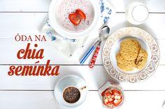 Chia semínka jsou superpotravina, do které se celý svět zamiloval kolem roku 2013. Kdyby se dávala nějaká ocenění za nejprodávanější produkt zdravé výživy, zřejmě by se tehdy stala jasným vítězem. Nejde přitom o žádnou novinku.... Muesli, Cereal, Sweets, Cooking, Breakfast, Food, Daughter, Diet, Baking Center