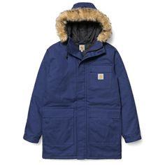 Carhartt WIP Siberian Parka http://shop.carhartt-wip.com:80/es/men/jackets/I009297/siberian-parka