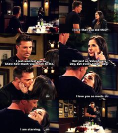 general hospital # gh #KellyMonaco hahaha her response is the only reason I'm repinning this.