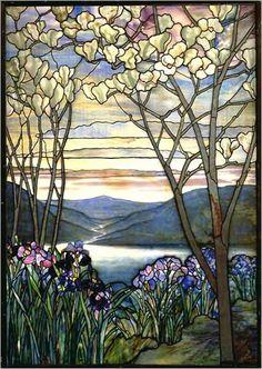 (496x699, 89Kb)    Луис Комфорт Тиффани (1848 - 1933) – американский художник и дизайнер, представитель модерна.