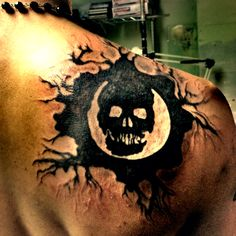 My new Gears Of War tattoo