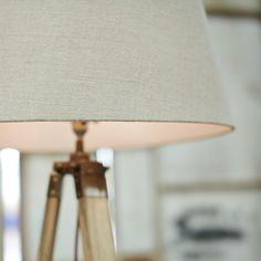 Obasi Tripod Lamp