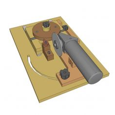 Saw Blade & Router Bits Sharpener Plans Used Woodworking Machinery, Woodworking Jigs, Homemade Tools, Diy Tools, Cierra Circular, Saw Sharpening, Metal Workshop, Wood Joinery, Table Saw