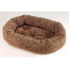 Bowsers Donut Dog Bed, Microvelvet Puma, Medium 35' *** If you love this, read review now : dog beds
