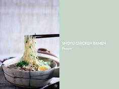 RAMEN 10 WAYS – Shoyu Chicken Ramen