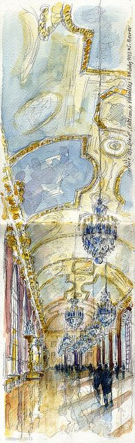 Versailles.HallofMirrors | Flickr - Photo Sharing!