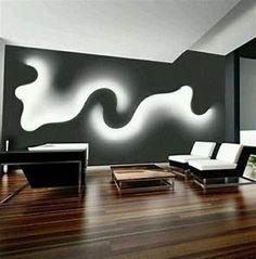 120 Wohnzimmer Wandgestaltung Ideen! | Gestaltung | Pinterest | Cosy, Cabin  And Modern