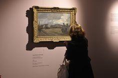 """Exhibtion """"Monet au cœur de la vie"""" www.scuderiepavia.com"""