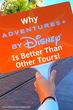 "Adventures by Disney is completely unlike any other tour company out there! Learn more about the ""Disney Difference"" and explore the globe! #adventuresbydisney #abd #disney #travel Disney Destinations, Disney Vacations, The Catacombs, Adventures By Disney, Disney California Adventure, Disney Travel, Disney Tips, Ways Of Seeing"