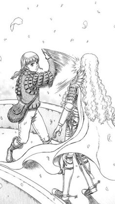 The happiest day in Berserk