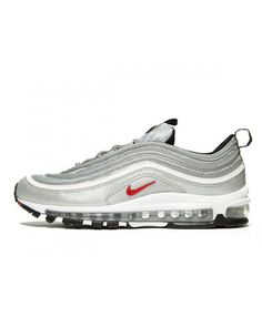 Nike Air Max 97 OG Sport Sneakers Air Max Sneakers, Sneakers Nike, Cheap Nike Air Max, Air Max 97, Uk Shop, Sport, Watches, Blue, Clothes
