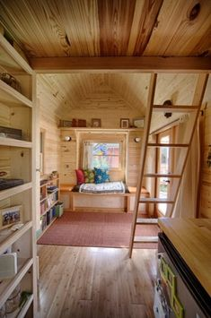 sweet pea tiny house plans 07 398x600 Sweet Pea Tiny House Plans: Big Enough to Start a Family?
