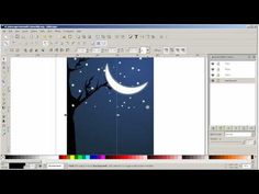 In this tutorial we shall see how to use layers in Inkscape by using the same example that we created in the previous tutorial. For all the tutorials, visit my website http://sites.google.com/site/sagarnshastry