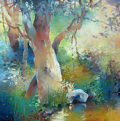 Randall David Tipton - Картины - Painting, Foto - Terra Incognita. Сайт Рэдрика