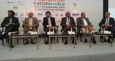 Maritime Nation India 2016 deliberates on collaboration to rebuild India as a Maritime Nation