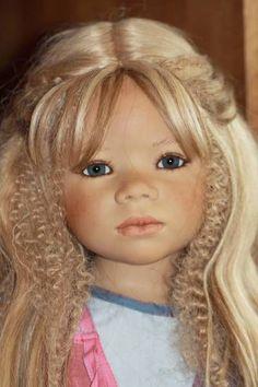 Himstedt Dolls 2003 Collection | Annete Himstedt Monja Doll