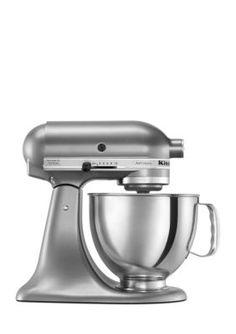 Amazon.de: KitchenAid Küchenmaschine Artisan rot 5KSM150PSEER ...