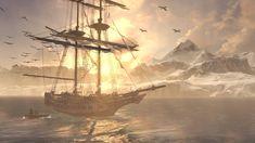 #ACRogue #ShayPatrickCormac #AssassinsCreedRogue #AssassinsCreed #PS4share Assassins Creed Rogue, Rogues, Sailing Ships, Boat, Dinghy, Boats, Sailboat, Tall Ships