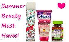 Summer Beauty Must-H