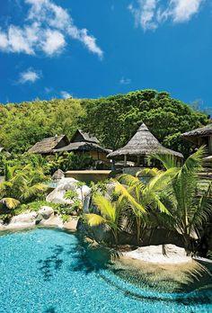 Praslin, Seychelles Mehr