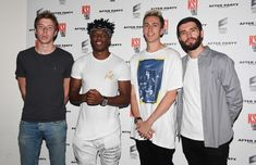 KSI Photos - Calfreezy, KSI, Miniminter and Zerkaa attend the World Premiere of 'KSI: Can't Lose' documentary at Picturehouse Central on August 2018 in London, England. - 'KSI: Can't Lose' Documentary World Premiere - Arrivals Jordan Lipscombe, Nile Wilson, Simon Minter, Carly Rowena, Melanie Murphy, Victoria Magrath, Dina Tokio, Craig Thompson, Carrie Hope Fletcher