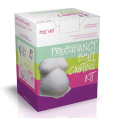 This kit is so easy to use, 100% safe and includes everything you'll need to create a fabulous belly cast, a fun life-lasting experience for every mum to be. Beautifully boxed and presented, they are the ideal gift for any mum-to-be. Baby Made DIY Pregnancy Belly Cast kit includes everything you need to make a...