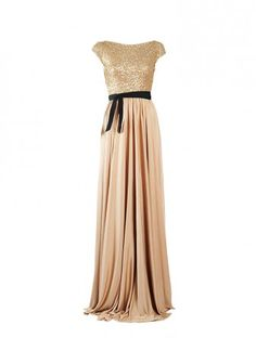 PNK evening gown.
