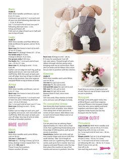 Knitting&crochet may2015 by Tanaba - issuu
