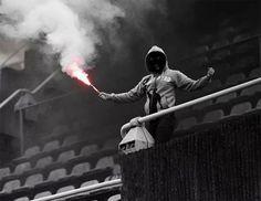 black & white pyro