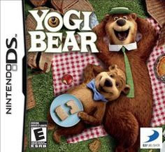 Nintendo Ds, Ever After High Games, Jellystone Park, Ds Games, Movie Collection, Feature Film, Teddy Bear, Retro, Video Games