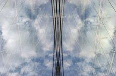 'BERLIN HEAVEN' von photofiction bei artflakes.com als Poster oder Kunstdruck $20.79