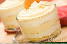 Verführerisches Bananen Pudding Tiramisu schmeckt himmlisch und ist ein einfaches Rezept zum Nachkochen für Jedermann.