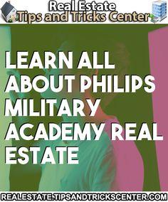 #realestate #philipsmilitaryacademy