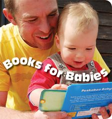 Books for Babies On sale for $4 through June 3, 2012 or while supplies last.