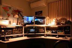 The Virginin Ham Radios, Ham Radio Equipment, Code Wallpaper, Coding For Kids, Desk Plans, 3d Printing, Morse Code, Room, House