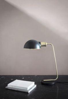Tribeca Collister Table Lamp by Søren Rose