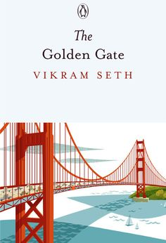Golden Gate by Vikram Seth | 16 Books To Read If You Love San Francisco