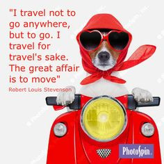 We all want travel and adventure in our lives, some of us go in style...  www.photospin.com