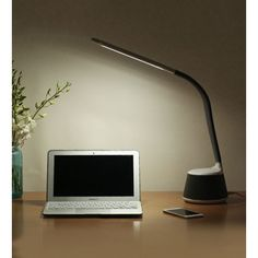 Remax Desk Lamp Bluetooth Speaker LED Touch Button Table Lamp Bluetooth Speaker For iPhone Desk Lamp, Table Lamp, Monitor, Bluetooth, Gadget, Led, Audio, Touch, Button
