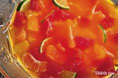 Mézes citruskompót - Vidék Íze