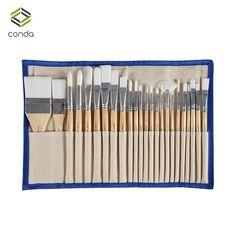 Professional Synthetic Short Handle Brush Case – uShopnow store