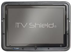 Transform Your Outdoor Living Space with a The TV Shield Weatherproof TV Case #christmasgift #thetvshield #outdoortv #husbandgift #outdoorliving