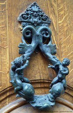 cherub detail