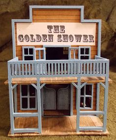 Cowtown Chronicle: The Golden Shower