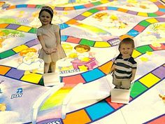Make your LIFE, CANDY LAND and SORRY games more personal....so fun!