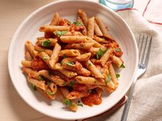 Whole-Wheat Penne a la Vodka