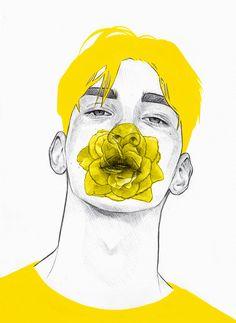 Yellow II, Tomasz Mrozkiewicz on ArtStation at https://www.artstation.com/artwork/RN0rW